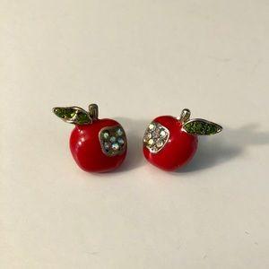 Sweet Apple Earrings